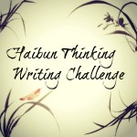 Haibun Thinking Writing challenge
