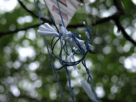 Tangled, Tethered, and Forever Tied