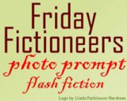 Friday Fictioners button